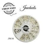 Urban Nails JuWheels JW10 Mix Zilver