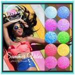 Urban Nails Summer Vibes glitter collection 1