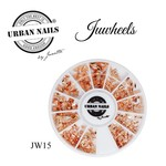 Urban Nails JuWheels JW15 Rosé Gold