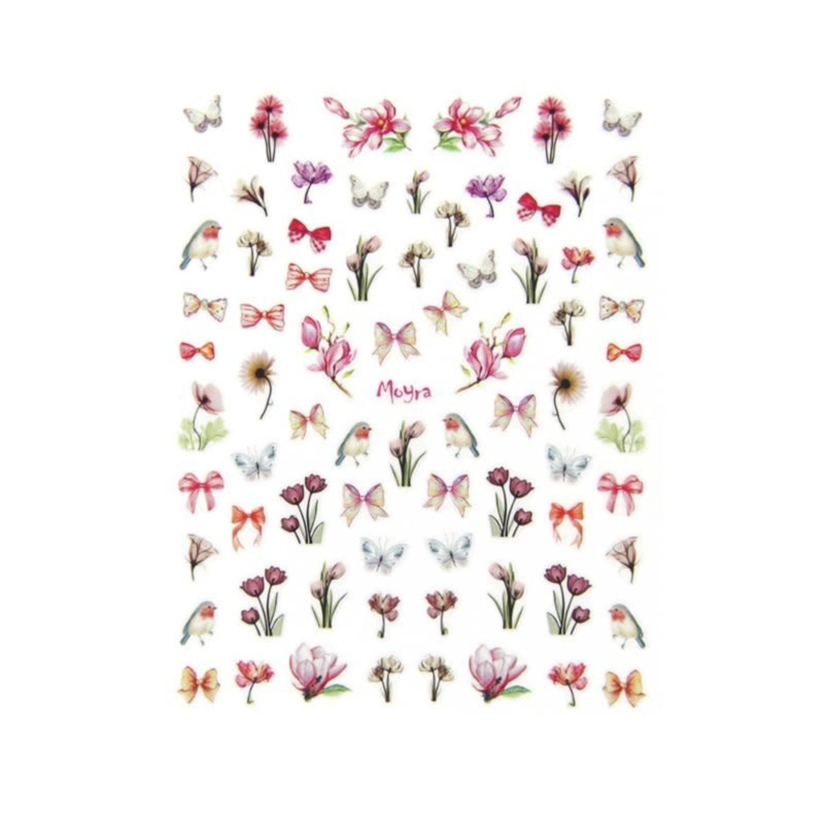Moyra Moyra Nail Stickers 12