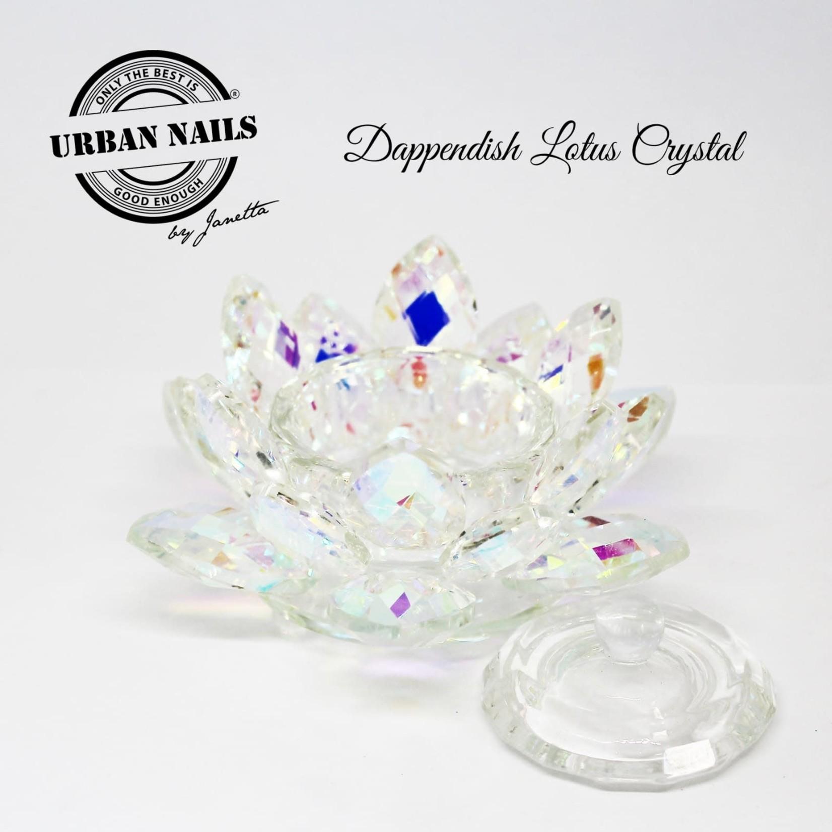 Urban Nails Dappendish Lotus Crystal