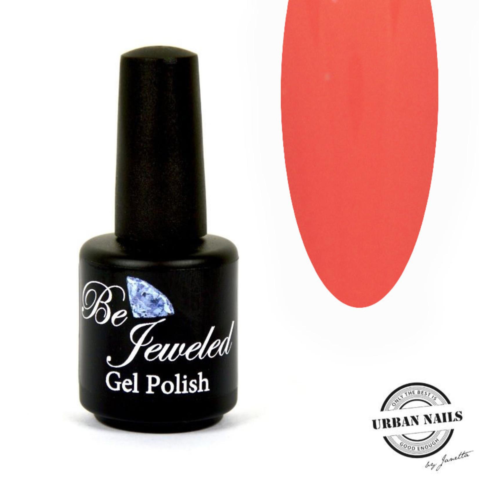 Urban Nails Be Jeweled Gelpolish 205 Koraal/Oranje