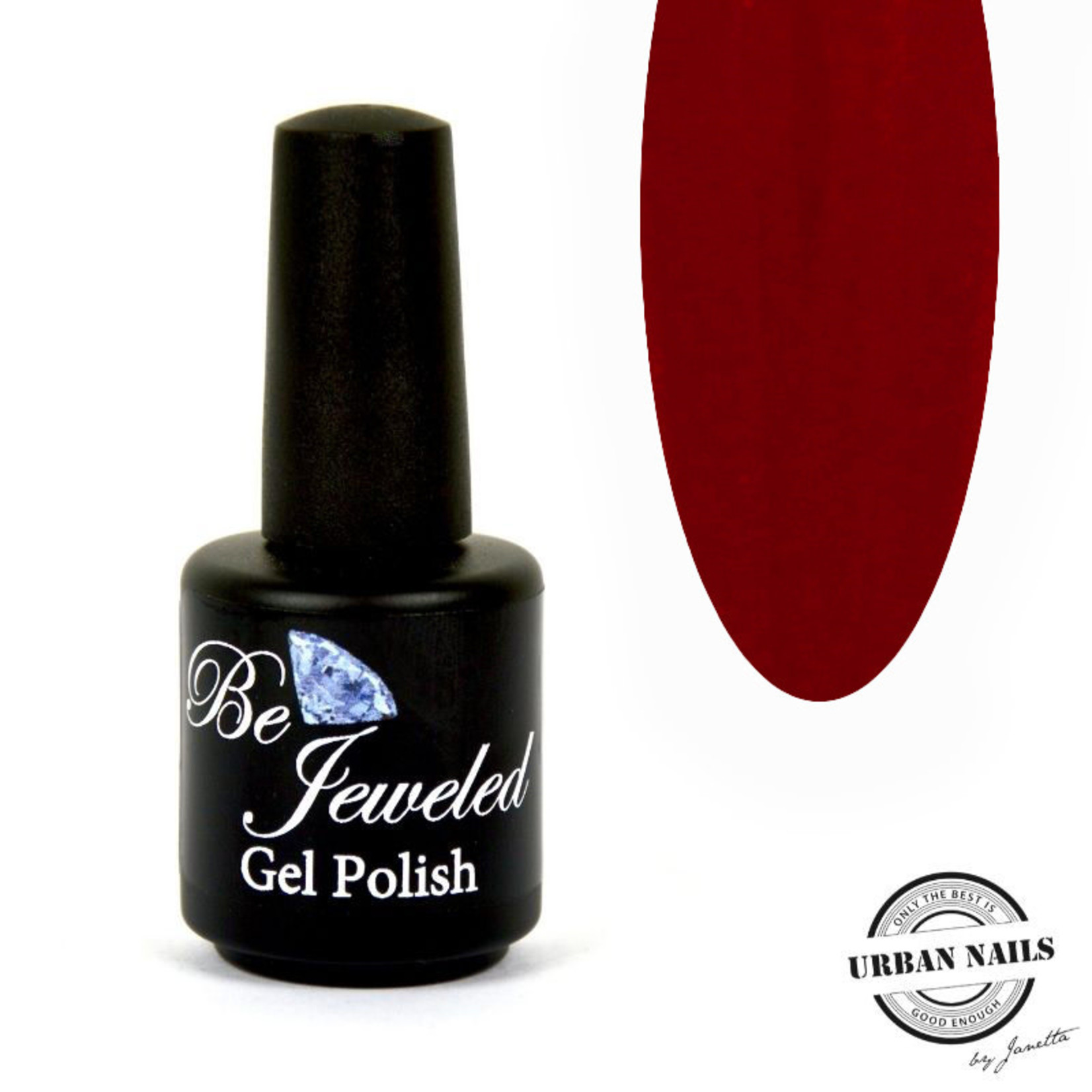 Urban Nails Be Jeweled Gelpolish 209 Kersenrood