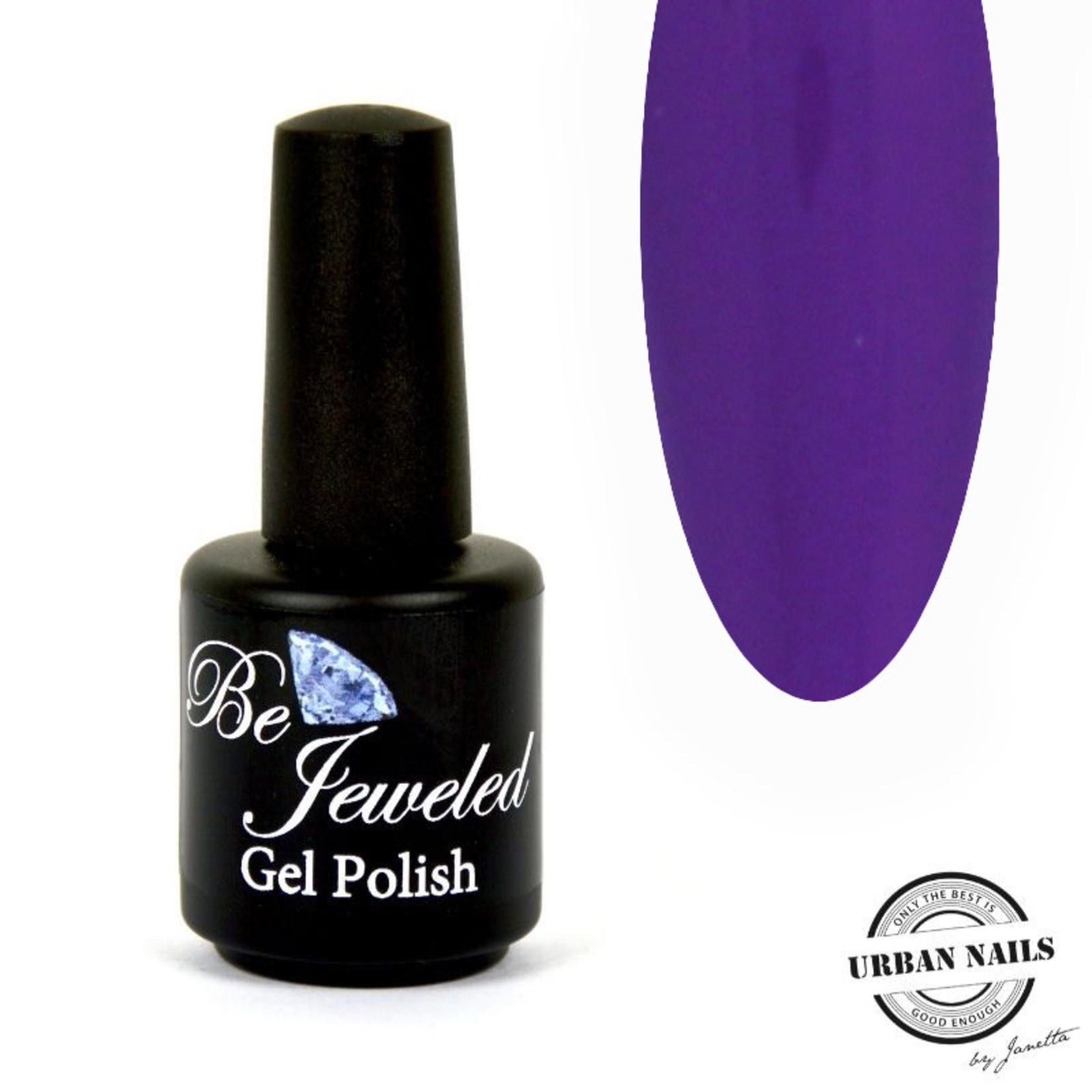 Urban Nails Be Jeweled Gelpolish 211 Paars/Blauw