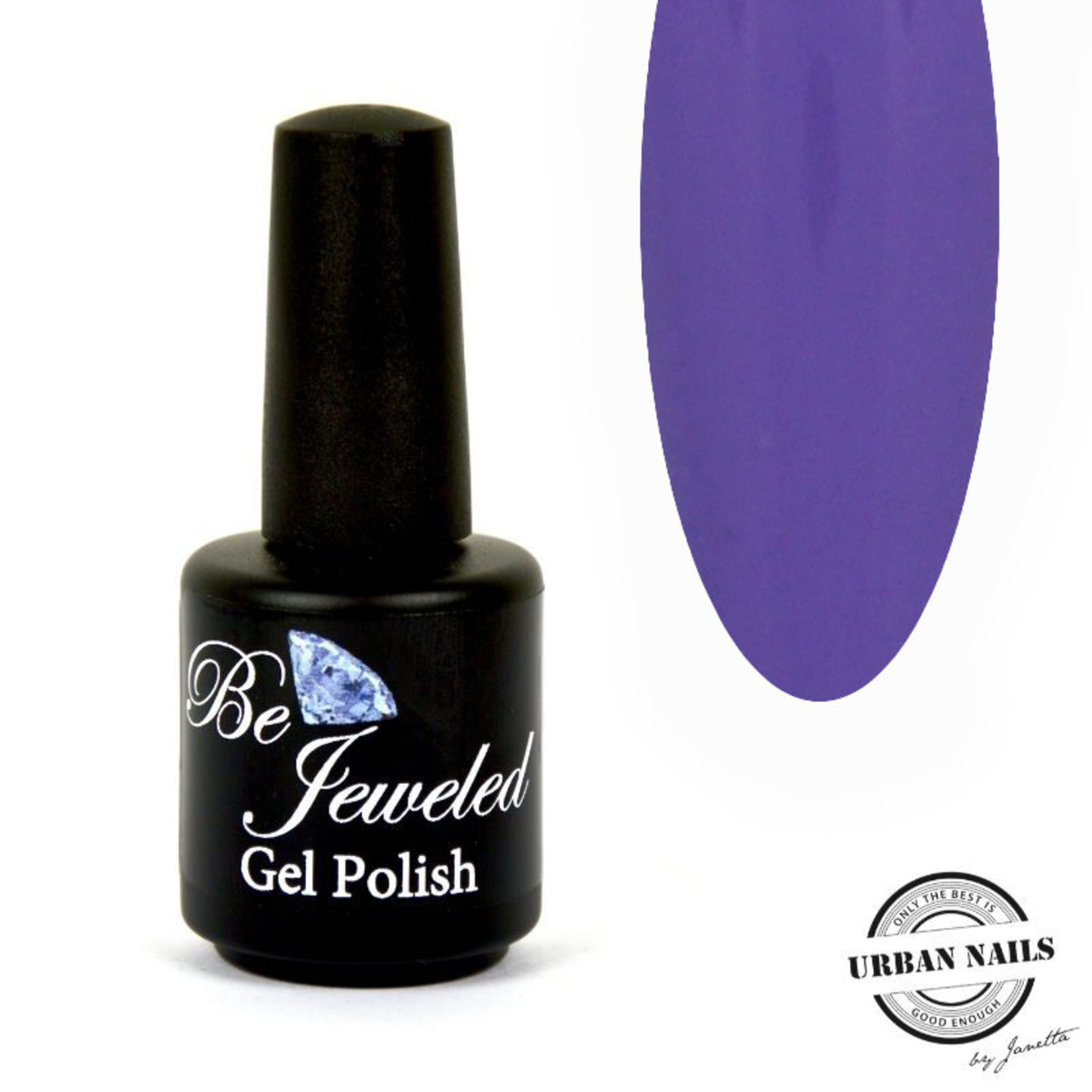 Urban Nails Be Jeweled Gelpolish 212 Cobalt Blauw