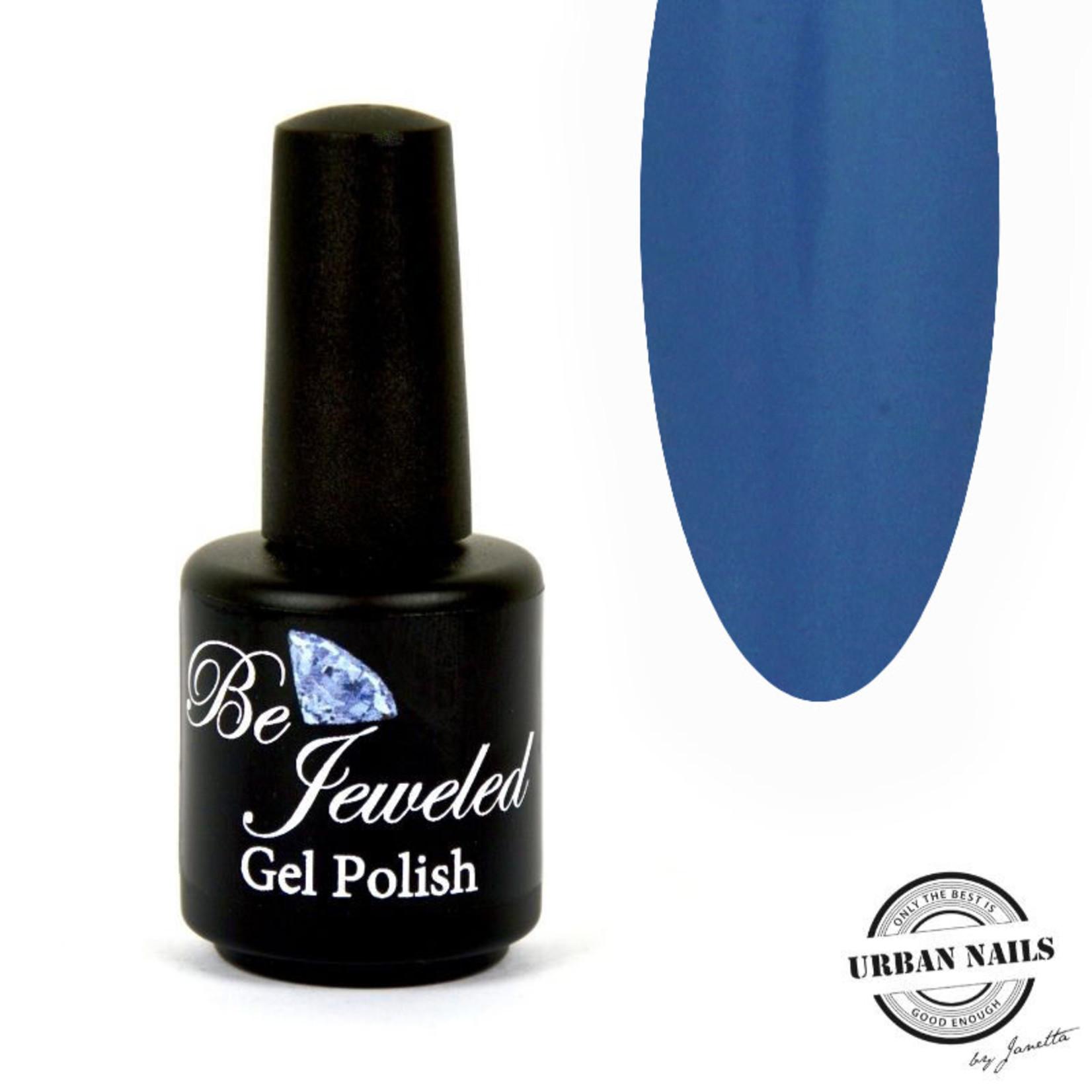 Urban Nails Be Jeweled Gelpolish 213 Marine Blauw