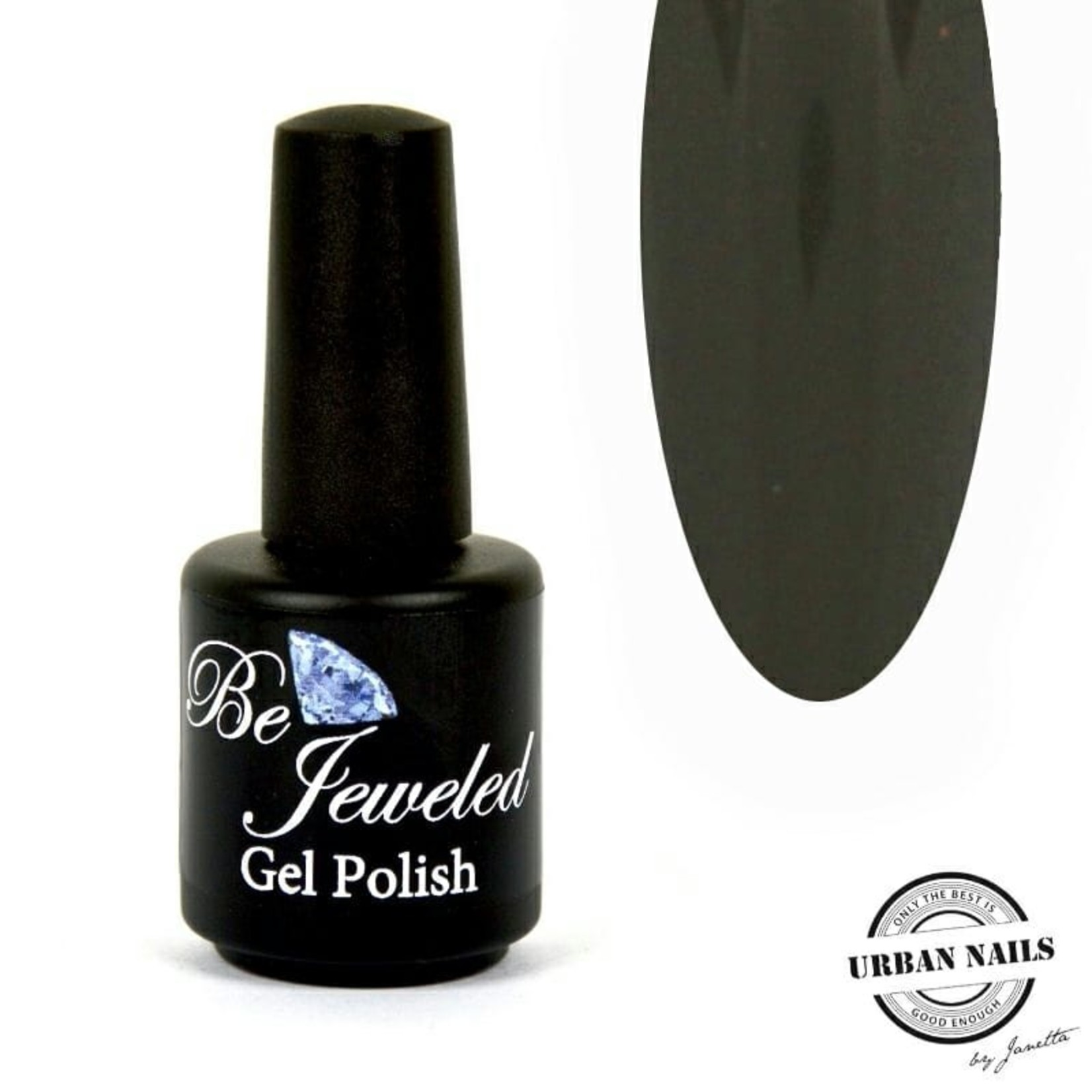 Urban Nails Be Jeweled Gelpolish 12 Groen Grijs