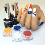 Urban Nails Orange Lions Kit