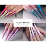 Roxenne Nails Stiletto training by Roxenne van Eijk - 12 september