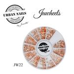 Urban Nails Juwheels JW22 RoseGold