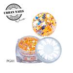 Urban Nails PiXie Glitter 1