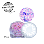 Urban Nails PiXie Glitter 2