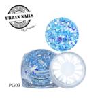 Urban Nails PiXie Glitter 3