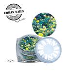 Urban Nails PiXie Glitter 21