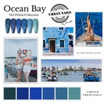 Urban Nails Ocean Blue Gelpolish Collection