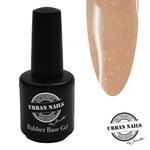 Urban Nails Rubber Base Salmon Gold Flesje