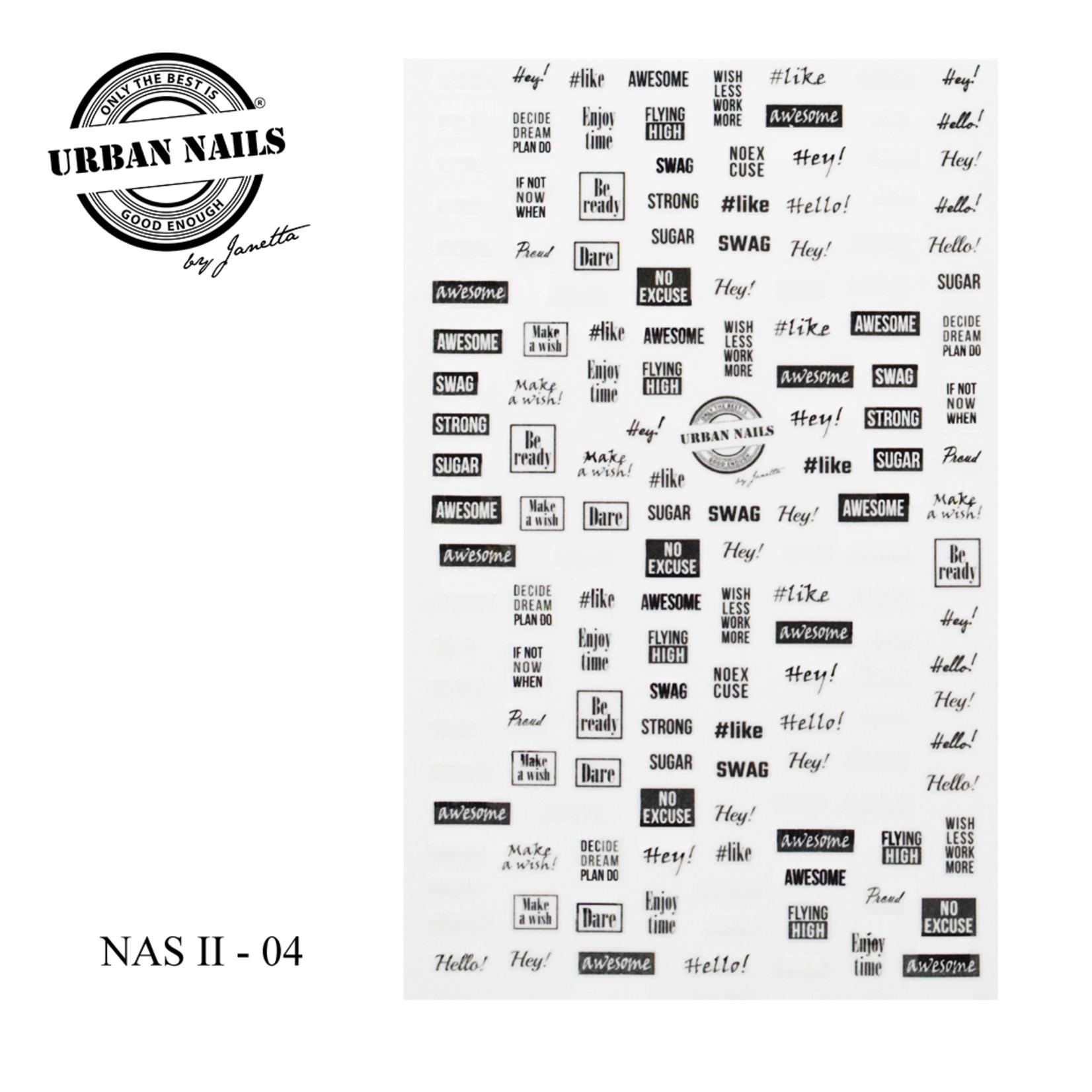 Urban Nails NAS 04