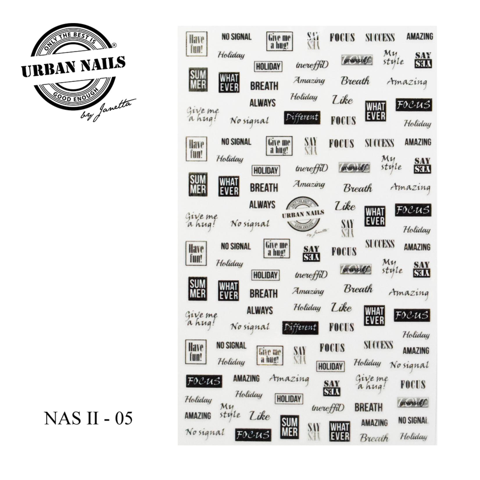 Urban Nails NAS 05