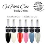 Urban Nails Basic Colors Gel Polish Collection