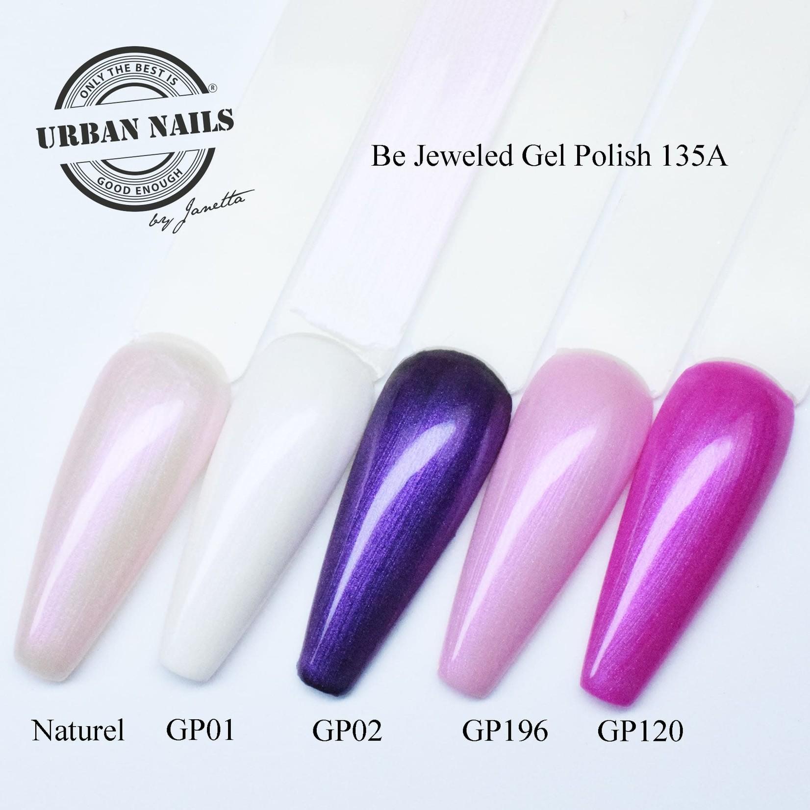 Urban Nails Be Jeweled Gelpolish 135a Parelmoer shine