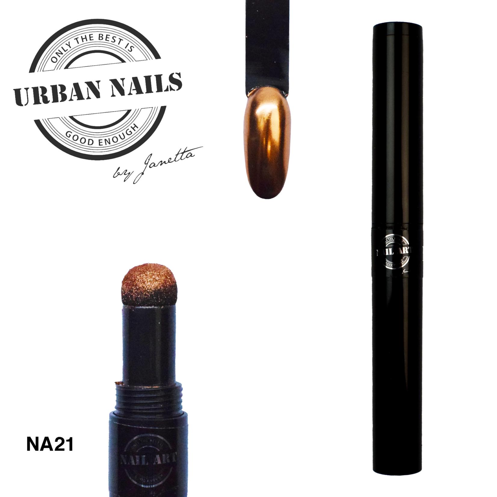 Urban Nails Chrome pen 21
