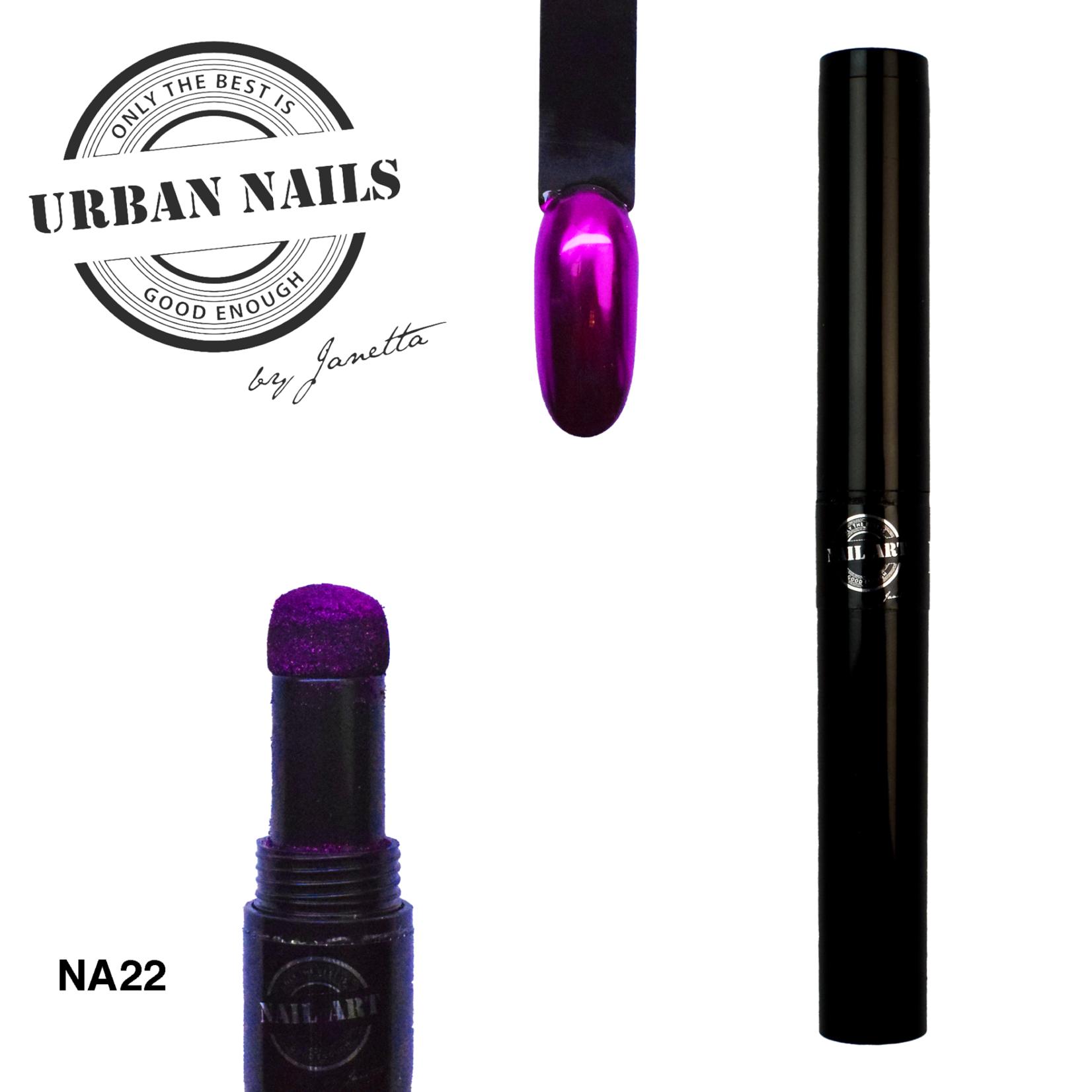 Urban Nails Chrome pen 22