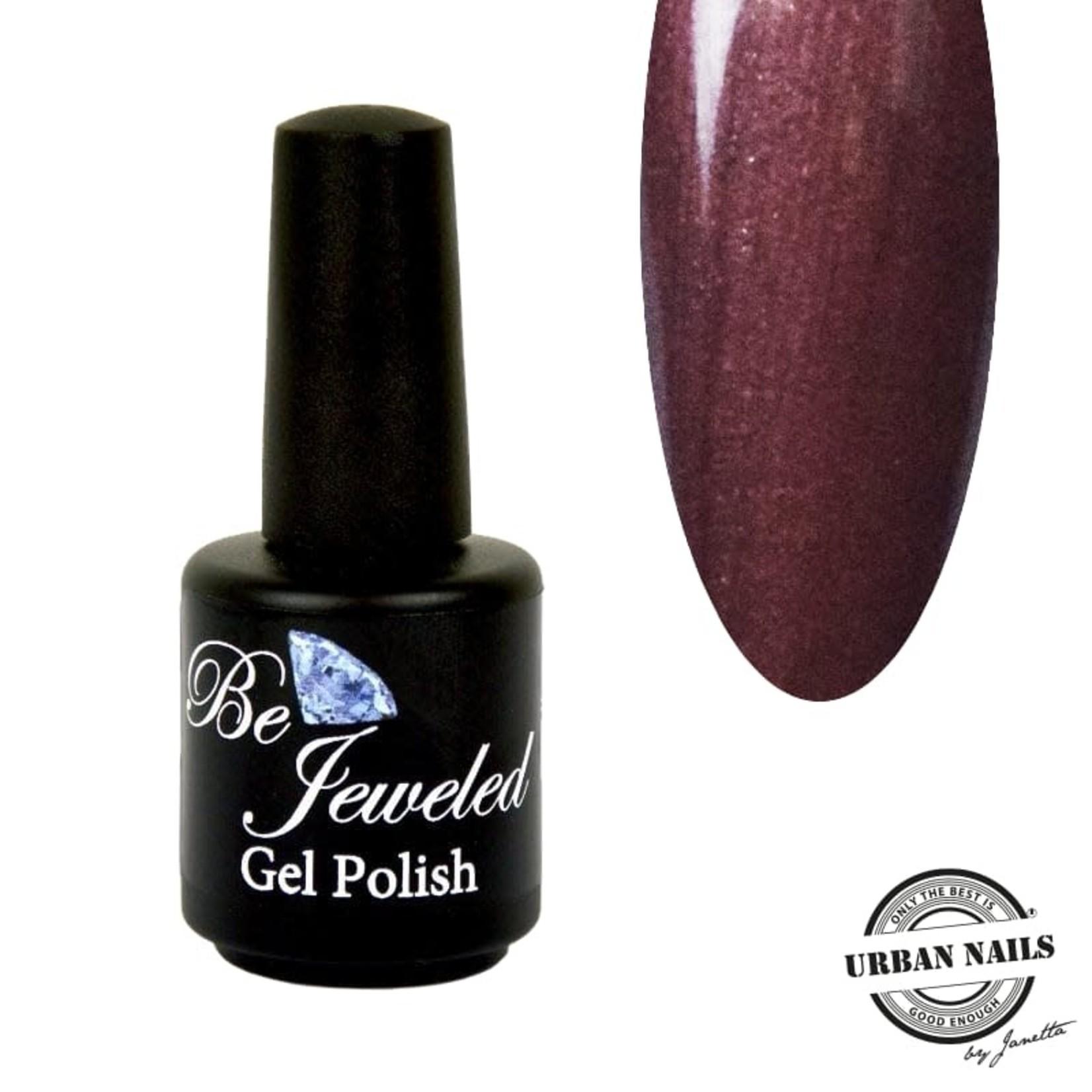 Urban Nails Be Jeweled Gelpolish 225 Shimmer Roodbruin