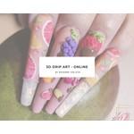 Roxenne Nails 3D Drip Art - ONLINE