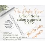 Urban Nails Pre-Order Urban Nails salon agenda