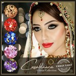 Urban Nails Casablanca Glitter Collection