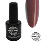 Urban Nails Rubber Base Plum Flesje