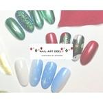 Roxenne Nails Basic Nail-art deel 1 - Christmas 25 november