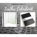 Urban Nails Leather Book