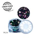 Urban Nails PiXie Glitter 34