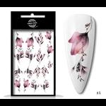 Urban Nails Waterdecals Flower Garden 15