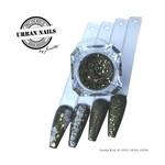 Urban Nails Pareltje van de Week 42 | Olijf Groene Glitter