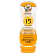 Australian Gold SPF 15 Lotion zonder bronzer