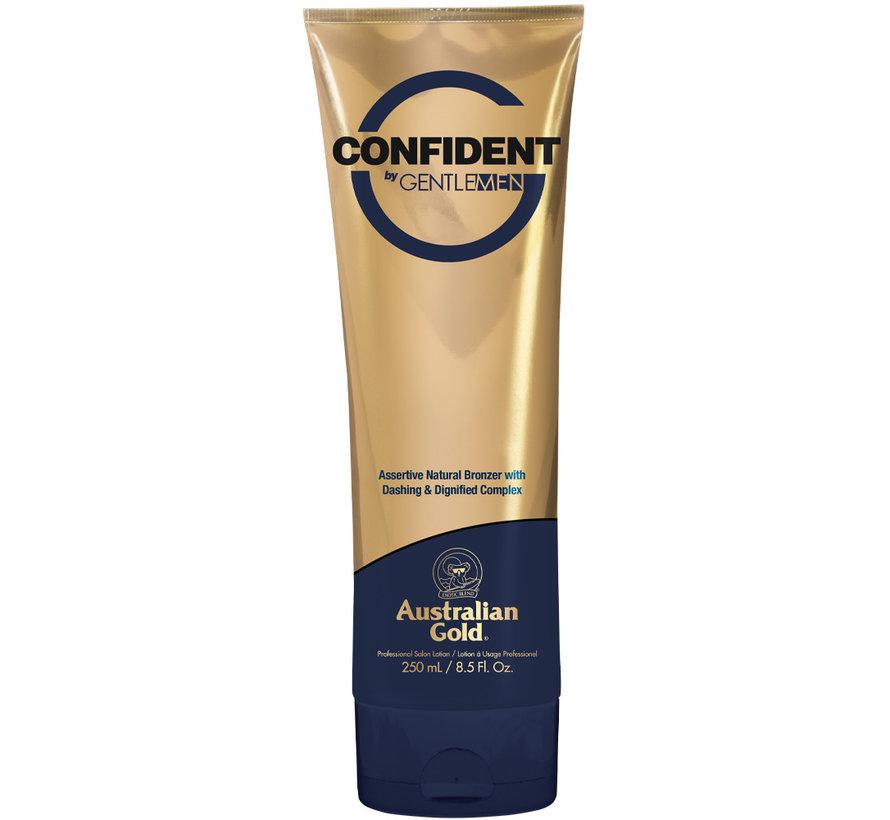 Confident by G Gentlemen - zonnebankcrème