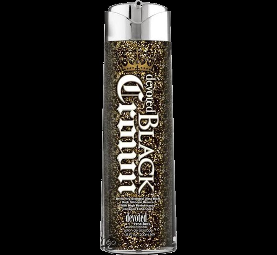 Black Crown - zonnebankcrème