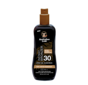 Australian Gold SPF 30 Spray Gel + Bronzer 100 ml - Reisverpakking