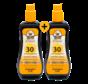 2x SPF 30 Spray Oil - Super Voordeel Set van €37,90 voor €24,50