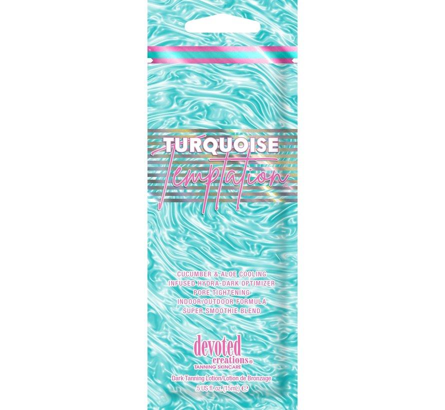 Turquoise Temptation 360 ml - zonnebankcrème