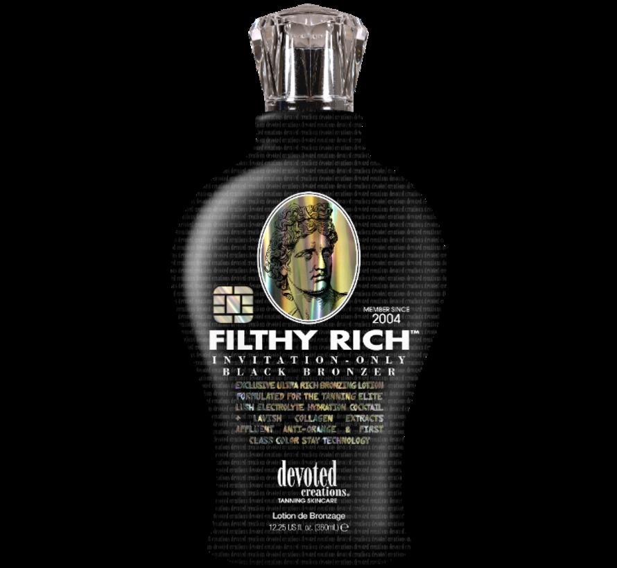 Filthy Rich 362 ml - zonnebankcrème
