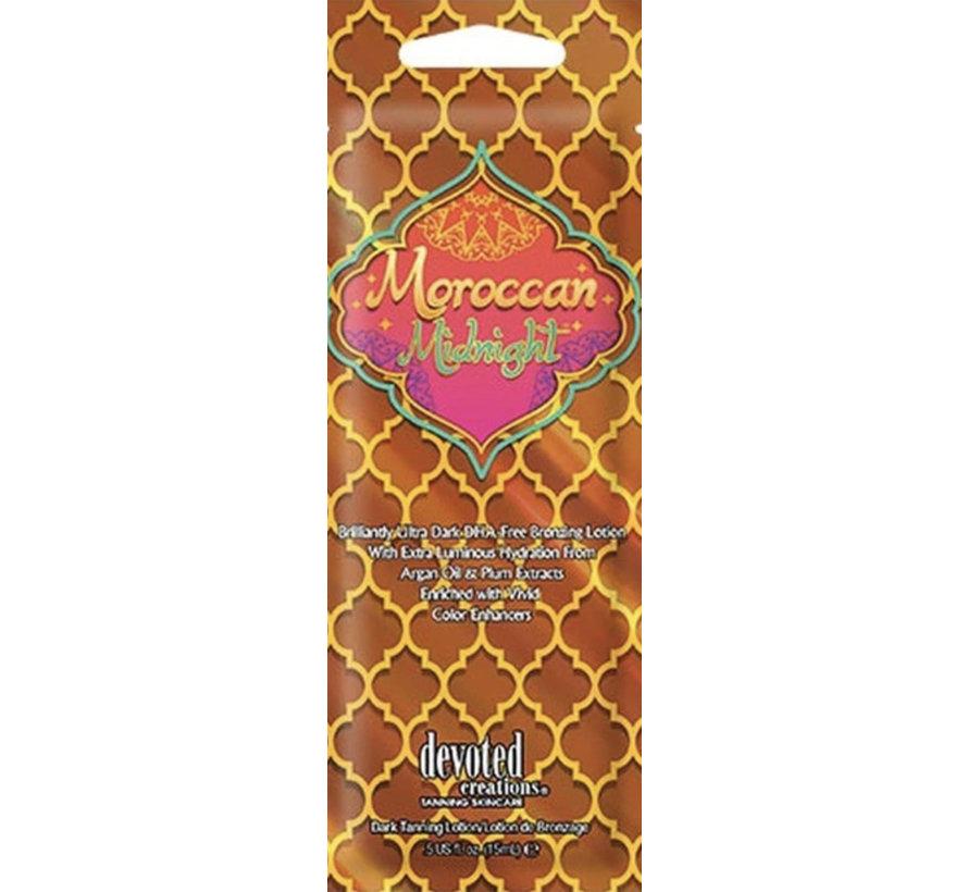 Moroccan Midnight 400 ml - zonnebankcrème