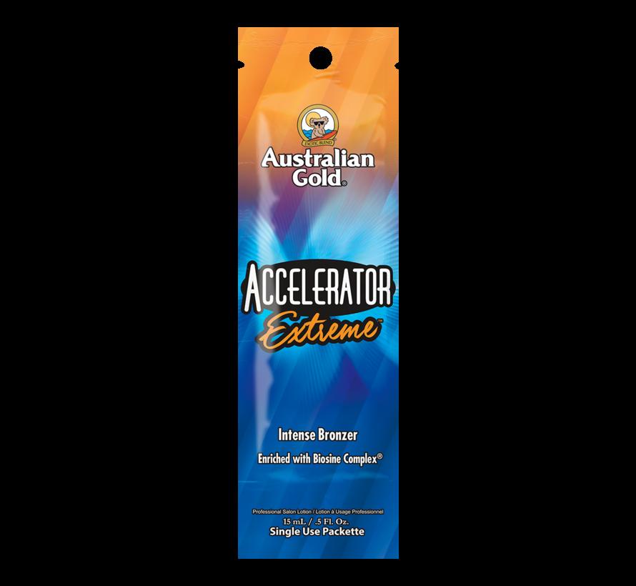 Accelerator Extreme - Zonnebankcrème