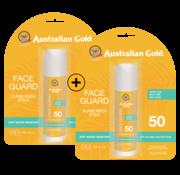 Australian Gold 2x SPF 50 Face Guard Sticks