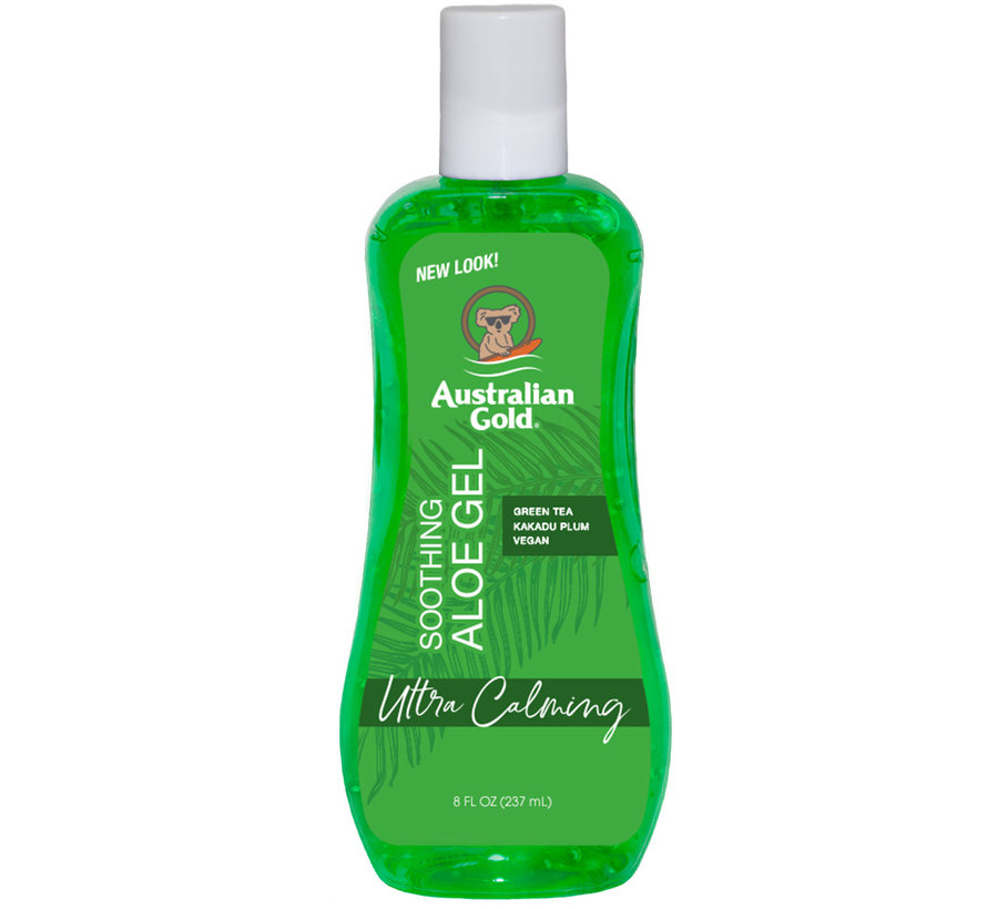 Soothing Aloe After Sun Gel 237 ml - Aftersun