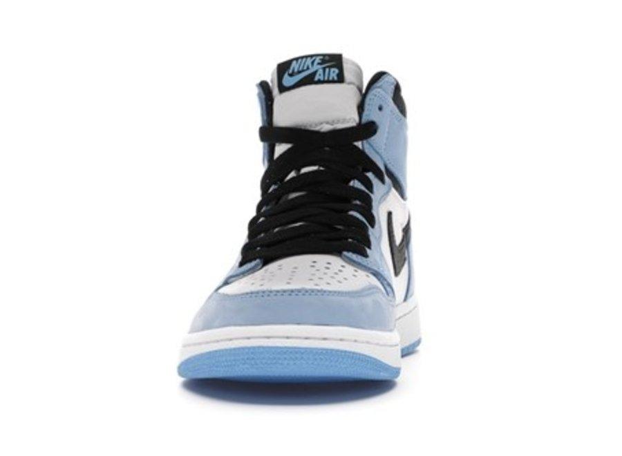 Air Jordan 1 High White University Blue