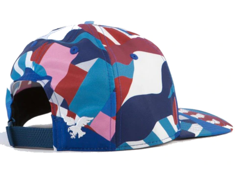 Nike SB x Parra USA Skate Cap