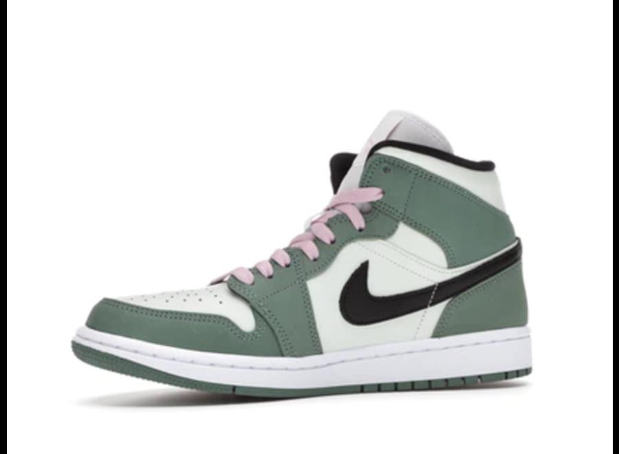 Air Jordan 1 Mid Dutch Green (W)